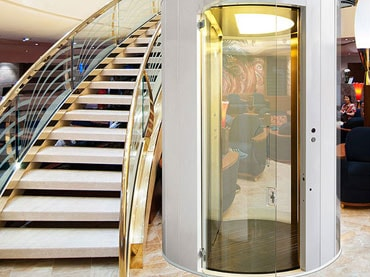 Luxury House Lift